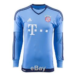 Adidas Bayern Munich Home Goalkeeper Jersey 2015/16