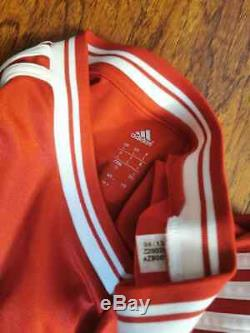 Adidas Bayern Munich Munchen Robben Champions Final 2013 L Original Shirt Jersey