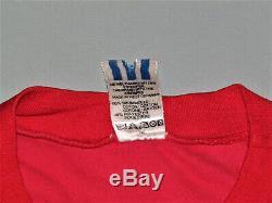 Adidas Bayern Munich No. 5 Vintage Jersey Home Shirt 1989-91 Size M