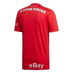 Adidas Bayern Munich Red 2019/20 Home Replica Jersey