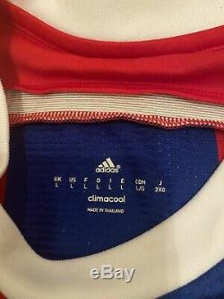 Adidas Bayern Munich Schweinsteiger 31 (L) Men's 2013/2014 Home Jersey New