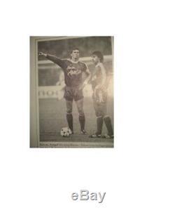 Adidas Bayern Munich Soccer Jersey Trikot Football Shirt 1988 Kiss Me Matthaus 8