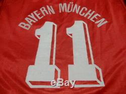 Adidas Bayern Munich jersey Trikot Maillot Munchen shirt football 1989 1990 1991