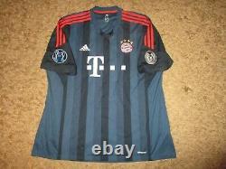 Adidas FC BAYERN MUNCHEN #11 SHAQIRI trikot vintage shirt MUNICH München jersey