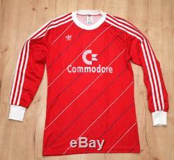 newest collection 0baa2 fc4e8 Adidas Fc Bayern Munchen Shirt 1980 Trikot Jersey Oldschool ...
