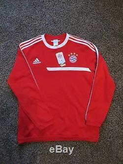 Spanien Trikot Thiago Alcantara signiert Bayern München XL