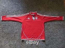 Adidas FC Bayern Munchen Adidas XL Clothing Lot Jersey + 2 Sweatshirts NWT