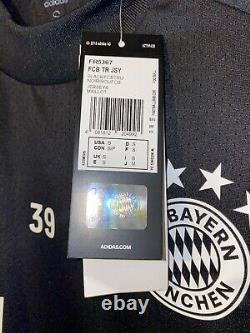 Adidas FC Bayern München Teamline Training Shirt Size Small T-Mobile Authentic