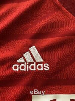 Adidas FC Bayern Munich Adidas Home Jersey 2019/20