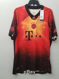 Adidas FC Bayern Munich EA Sports Soccer Jersey Men EJ8699 SIZE LARGE RARE