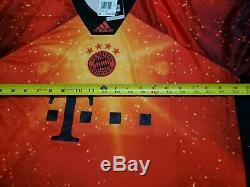 Adidas FC Bayern Munich EA Sports Soccer Jersey Men EJ8699 SIZE XLARGE RARE