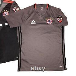 Adidas FC Bayern Munich Jersey Lot (2) 2016/2017 sz S/M