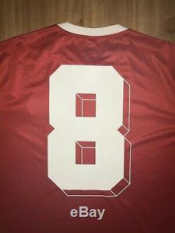 Adidas FC Bayern Munich Munchen 1980-81 Home Replica Jersey, Mens Size 2XL