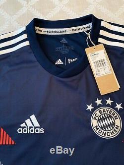 Adidas Football Soccer FC Bayern Munich Mens Home Jersey