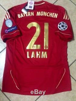 Adidas Germany Fc bayern Munich Lahm Trikot Football Jersey S, M, L, Xl shirt