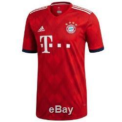 Adidas Manuel Neuer Bayern Munich Authentic Match Ucl Home Jersey 2018/19