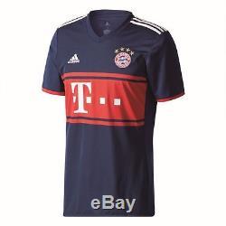 Adidas Mens Fc Bayern Munich Fcb Football Away Jersey Shirt