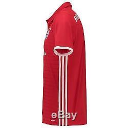 Adidas Mens Gents Football Soccer Bayern Munich Home Shirt Jersey 2016-17