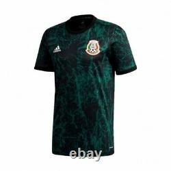 Adidas Mexico 2019 2020 Elite Training Soccer Jersey Brand New Green / Black