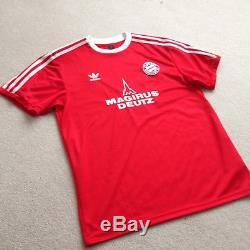 online store 2619b 254c1 Adidas Originals Bayern Munich Football Shirt Top Jersey ...
