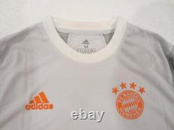 Adidas R. Lewandowski Bayern Munich Champions League Match Away Jersey 2020/21