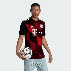 Adidas R. Lewandowski Bayern Munich Champions League Match Third Jersey 2020/21