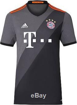 Adidas Robert Lewandowski Bayern Munich Away Jersey 2016/17