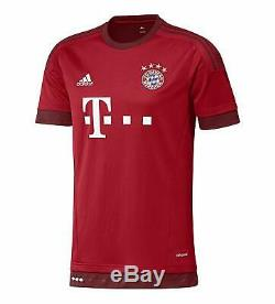 Adidas Robert Lewandowski Bayern Munich Home Jersey 2015/16