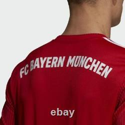 Adidas Robert Lewandowski Bayern Munich Home Jersey 2018/19