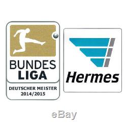 Adidas Robert Lewandowski Bayern Munich Long Sleeve Home Jersey 2015/16