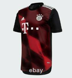 Adidas T. Muller Bayern Munich Uefa Champions League Match Third Jersey 2020/21