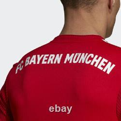 Adidas Thomas Muller Bayern Munich Authentic Match Home Jersey 2018/19 Patch