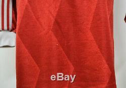 Adidas Vintage Template 1987/1988 Football Shirt Jersey Bayern Munich Style