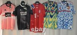 Adidas X Pharrell Williams'human Race' Bayern Munich Jersey Large