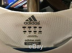 Adidas XL 2008 / 2009 Franck Ribery Bayern Munich Away Shirt Jersey Camiseta
