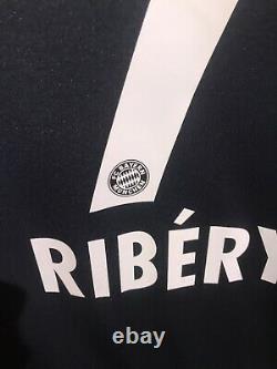 Adidas XL 2008-2009 Franck Ribery Bayern Munich Shirt Jersey Kit Camiseta NWT