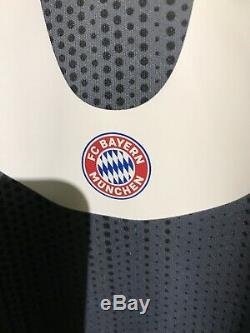 Adidas XL 2018-2019 Robben Bayern Munich Away Shirt Jersey Camiseta Kit NWT