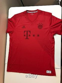 Adidas parley Bayern Munich Jersey XL