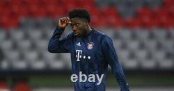 Alphonso Davies Bayern Munich 2019/20 Third Kit Champions League Jersey XL
