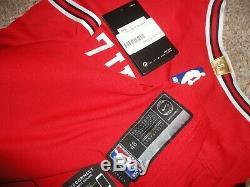 Authentic Nike Chicago Bulls Paul Zipser Jersey Bayern Munich Germany New SZ 48