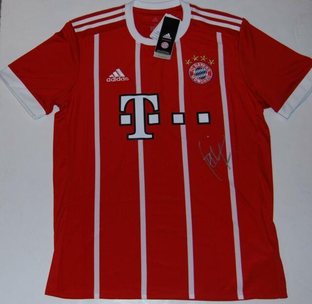 Bastian Schweinsteiger Signed (fc Bayern Munich) Germany Soccer Jersey Withcoa