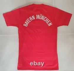 BAYERN MÜNCHEN MUNICH 1984/1986 Trikot Shirt Jersey Retro Vintage West Germany