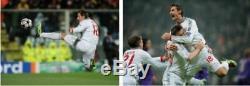 BAYERN MUNCHEN away 2009/10 shirt KLOSE #18 Germany-Lazio-Trikot-Jersey (M)