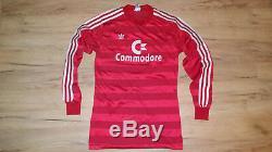 BAYERN MUNICH! 1984-86! Shirt jersey trikot camiseta! VERY GOOD! Adult M