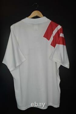 BAYERN MUNICH 1991-1993 AWAY OFFICIAL JERSEY Size XL (EXCELLENT)