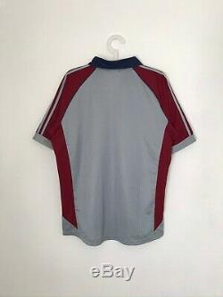 BAYERN MUNICH 1999/00 Adidas Champions Football Shirt M Vintage Soccer Jersey