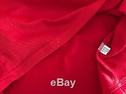 BAYERN MUNICH 2000/01 Adidas Champions Football Shirt M Vintage Soccer Jersey