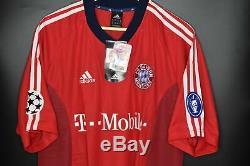 BAYERN MUNICH 2002-2003 JERSEY Size XL (BRAND NEW)