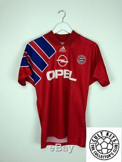 Bayern Munich 9193 Home Football Shirt (s) Soccer Jersey Adidas