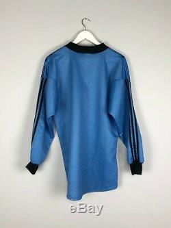 BAYERN MUNICH 95/97 GK'Kahn' Football Shirt (M) Soccer Jersey Adidas